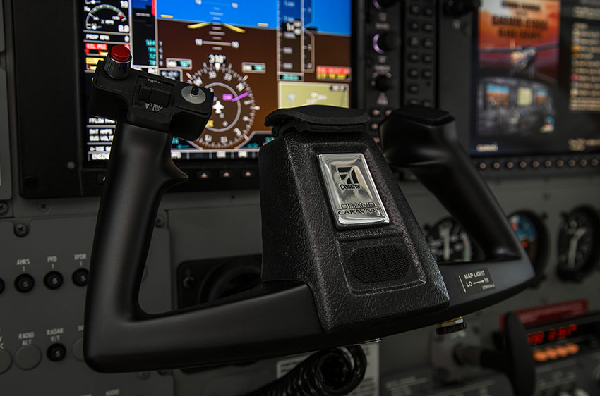 Cessna Grand Caravan gauges